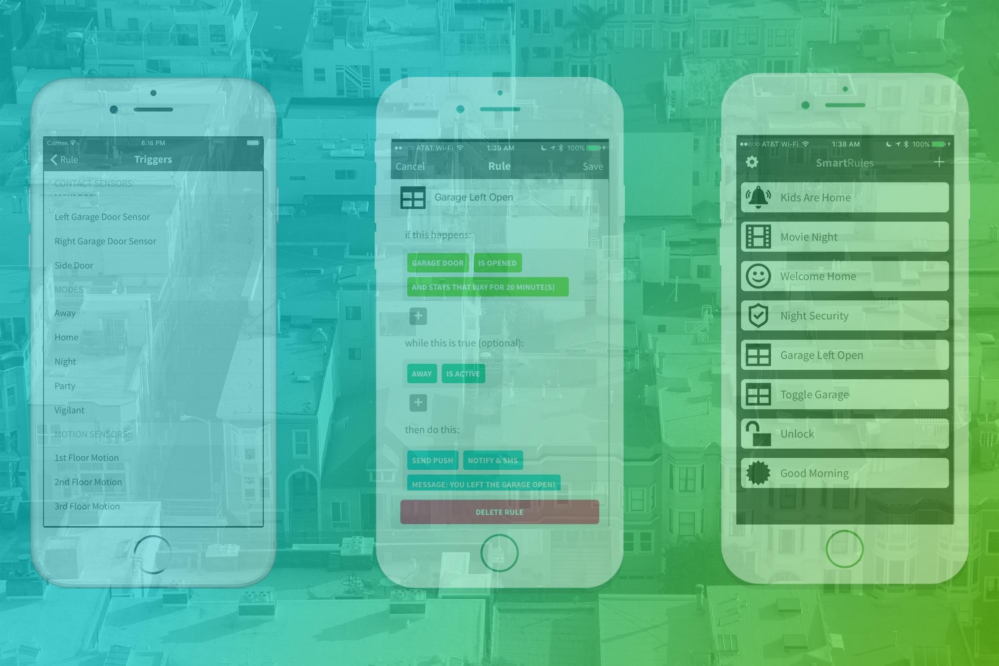 SmartRules – Make your smart home smart